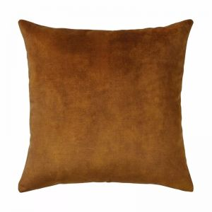 Ava Cushion - Ochre | by Weave Home