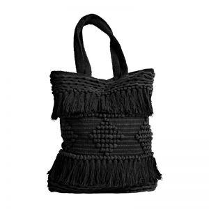 Avalon Bag   Black   BY SEA TRIBE