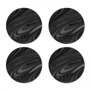 Avant Moon Coasters | Set of 4 | CLU Living