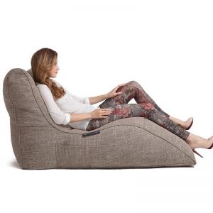 Avatar Lounger by Ambient Lounge | Eco Weave Interiors Fabric