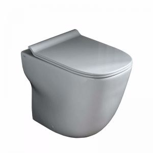 AXA Wild Rimless Back to Wall Pan