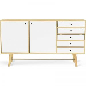 Axtell Sideboard  1.8M | White