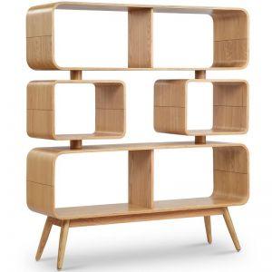 Azami Display Unit | Ash | Modern Furniture