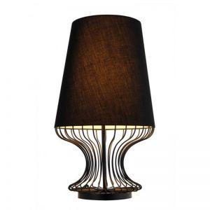Bacchus Table Lamp   Black