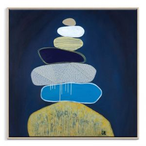 Balancing Act | Rhonda Davies | Canvas or Print by Artist Lane