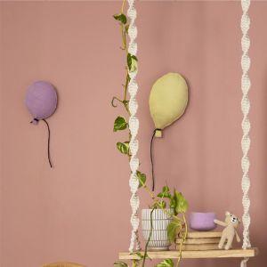 Balloon Felt Wall Hanging | Lemon