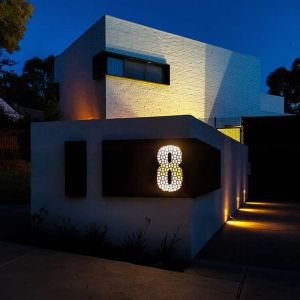 BALWYN Custom Letterbox | by Lump Sculpture Studio