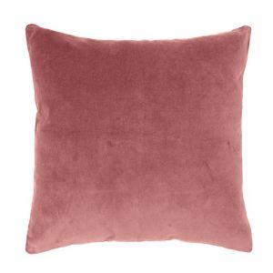 Bambury Velvet European Pillowcase | 65 x 65cm | Clay