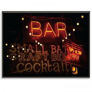 Bar | Canvas or Print by Artist Lane