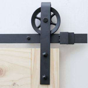 Barn Door Hardware Kit | B09 Large Roller 2m