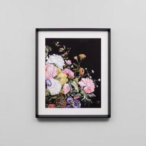 Baroque Diptych II | Framed Print