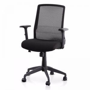 Barton Mesh Office Chair | Full Black
