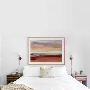 Bay of Fires | Framed Art Print