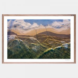 Bay of Mountains | Prints, Glass, Framed, Metal and Canvas | Various Sizes