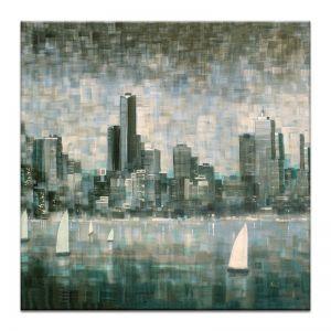 Bayside Sailing Melbourne | Canvas or Print | Framed or Unframed