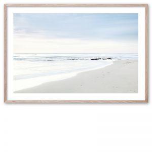 Beach Days #1 | Framed Giclee Art Print by Wall Style