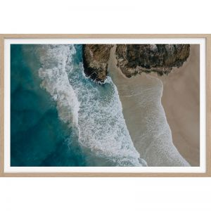 Beach Days | Fine Art Photographic Print by Donna Delaney