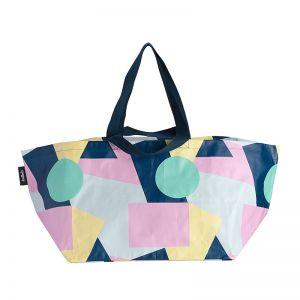 Beach / Picnic Bag - Poly | Colour Block