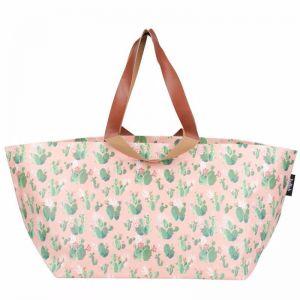 Beach / Picnic Bag - Poly | Green Palm