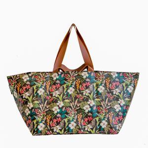 Beach / Picnic Bag - Poly | Hibiscus