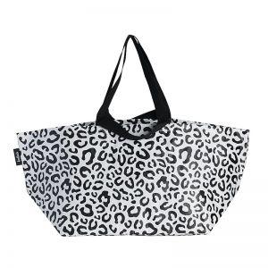 Beach / Picnic Bag - Poly | Leopard