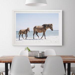 Beach Steads | Framed Art