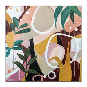 Beach Track | Lizzie Alsop | Canvas or Print by Artist Lane