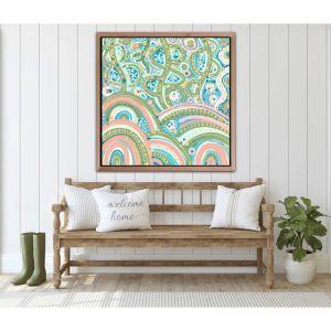 Beautiful Life | Canvas Print by Aurora Art