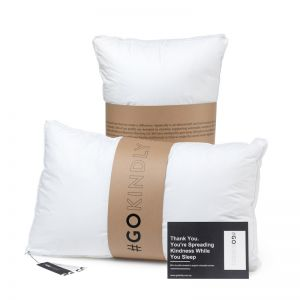 Bedroom Pillow by #GoKindly