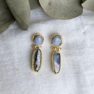 Belen Double Drop Earrings l Pre Order