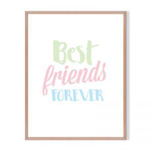 Best Friends | Framed Print | Artefocus