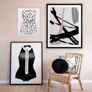 Bette | Framed Art Print