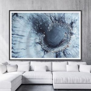 Beyond Grey Neutral Reef Artwork | ACRYLIC Limited Edition Print | Antuanelle