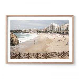 Biarritz | Limited Edition | Michelle Schofield Photography