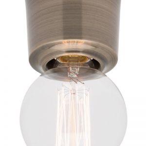 Bibbs Batten Light | Antique Brass