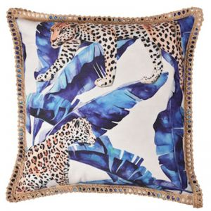 Big Cat White | Outdoor & Indoor Cushion Cover