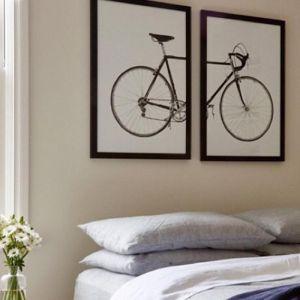 Bike Prints | Set of 2