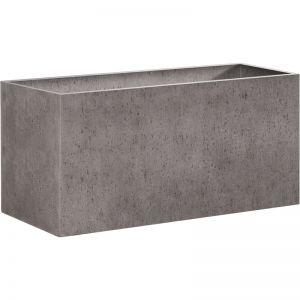 Biscay Rectangular 140cm Concrete Planter | Schots