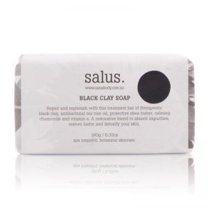 Black Clay Soap