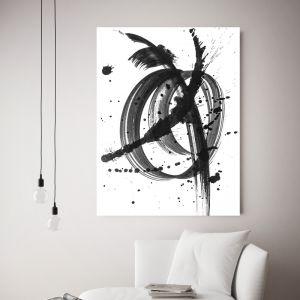 Black & White Dreams 3 | Canvas Art
