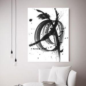 Black & White Dreams 3 | Canvas Art by Beach Lane
