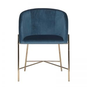 Blaire Dining Chair in Navy | freedom