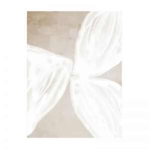 Blanc Spaces I | Canvas Print