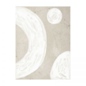 Blanc Spaces II | Canvas Print