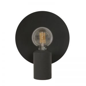 Bloom 1 Light Table Lamp in Black | By Beacon Lighting