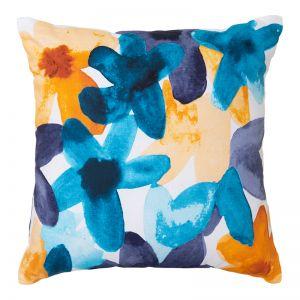 Bloom Cushion | 50x50cm | Teal