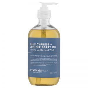 Blue Cypress + Juniper Berry Oil Calming Castile Hand Wash | 500ml