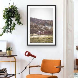 Blue Mountains | Australian County Photographic Landscape Art Print