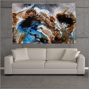 Blue Russian by Franko   Original Artwork   Art Lovers Australia
