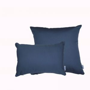 Blue | Sunbrella Fade & Water Resistant Outdoor Cushion | Outdoor Interiors